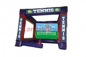 tennis sports arena inflatable for rent in singapore