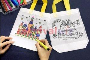 tote bag colouring singapore