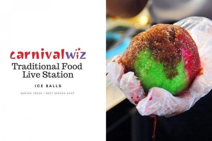 Pasar malam fun fair carnival snack live stall vendors