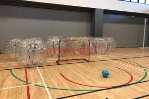 bubble soccer for rent singapore