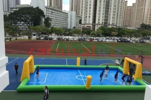 water soccer singapore