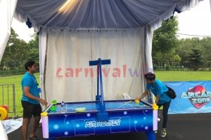 air hockey table for rent singapore