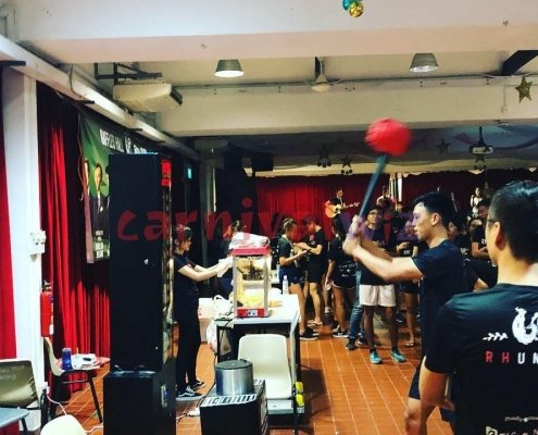 hammer hitting game rental singapore
