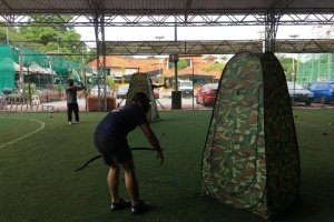 archery tag rental singapore