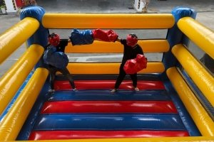 boxing ring for rent singapore