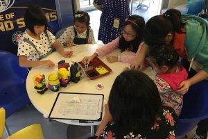 art and craft piggy bank colouring singapore