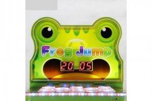 Frog jump for rent singapore arcade machine