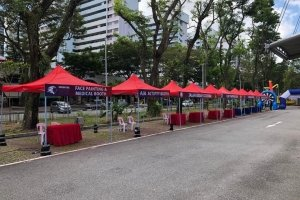 gazebo tent for rent singapore
