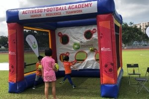 carnival adult bouncy castle childrens day