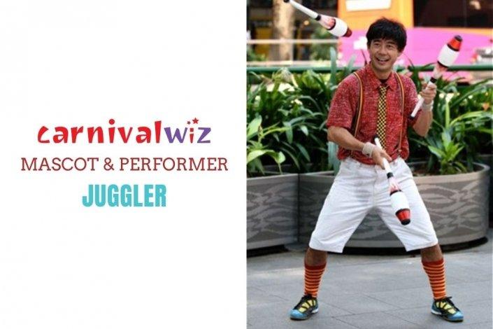 Juggler Singapore Rental