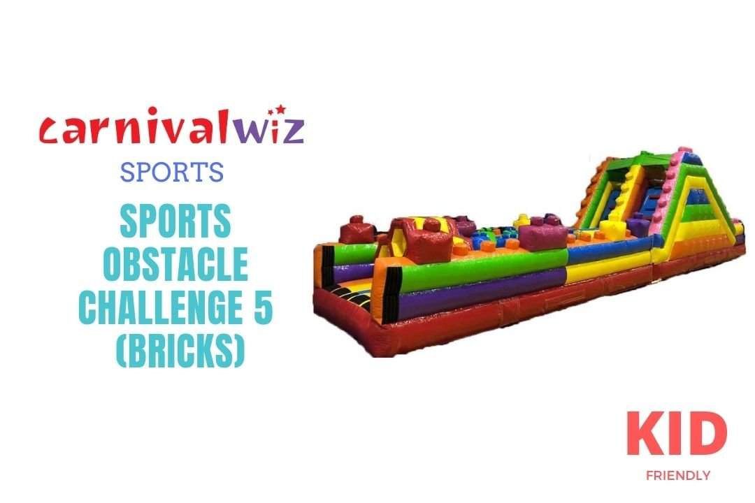 Sports Obstacle Challenge 5 rental singapore