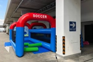 soccer dribble singapore