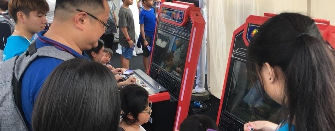 Street fighter singapore for rent