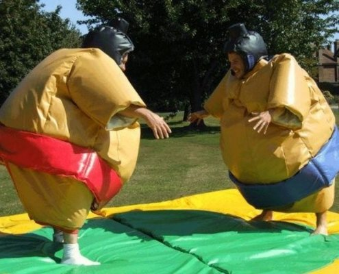 sumo wrestling for rent singapore
