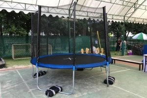 trampoline for rent singapore