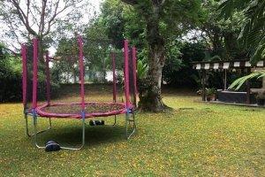 trampoline rental singapore