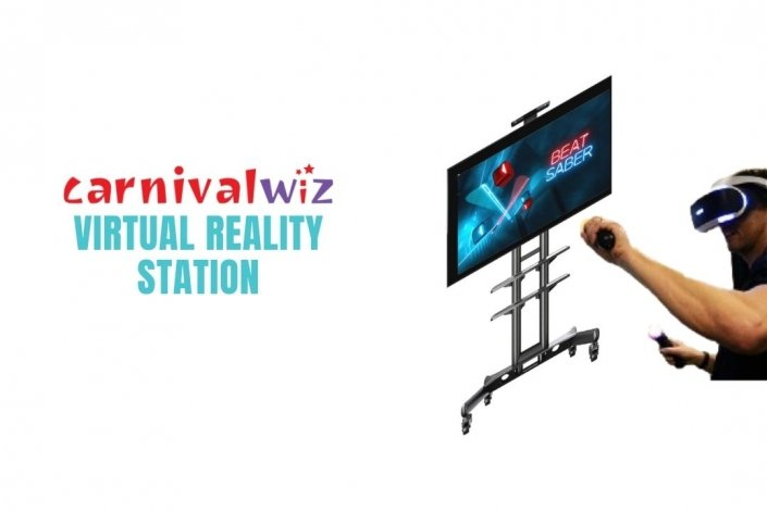 virtual reality console for rent singapore