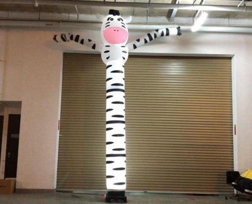zebra air dancer rental singapore