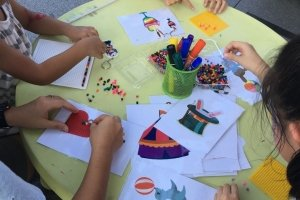 Beading art and craft for kids singapore
