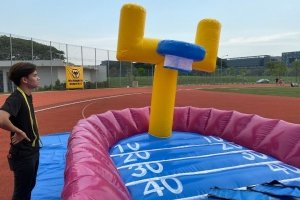 Basketball Bungee Slam Dunk Rental Singapore