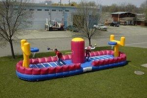 bouncy Bungee Slam Dunk rental singapore
