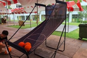 dual basketball for rent singapore