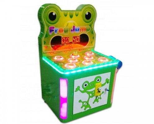 Frog Jump Singapore