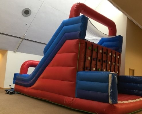 Inflatable Rock Wall Singapore