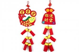 chinese new year ornament for kids singapore