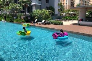 paddle boat singapore