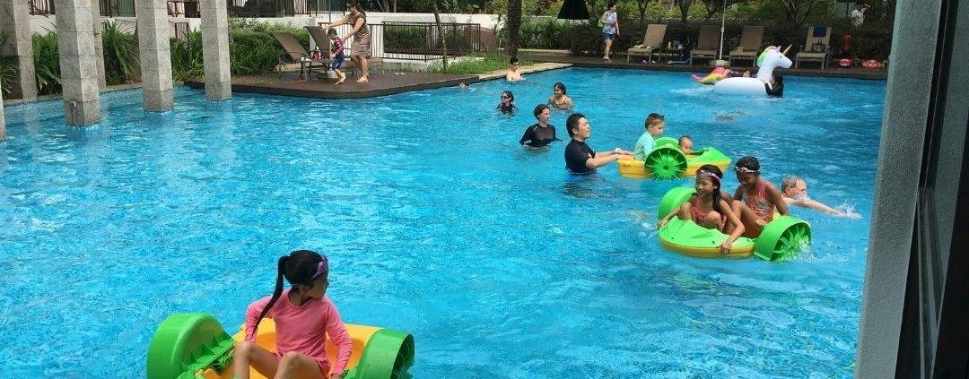 Kids boat rental singapore
