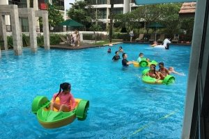 Kids boat rental singapore