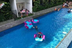 kids paddle boat rental singapore