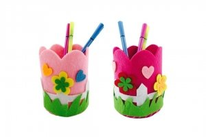 pencil holder art and craft for kids singapore
