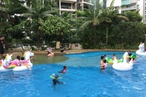 floater for kids rental singapore