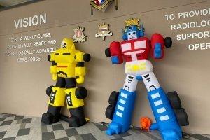 robots air dancer singapore rental