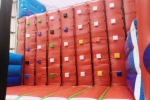 Inflatable Rock Wall rental Singapore