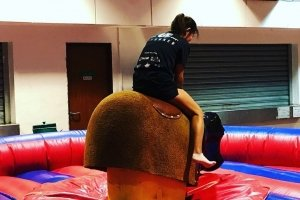 rodeo bull inflatable for rent singapore