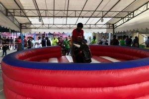 bouncy rodeo bull rental singapore