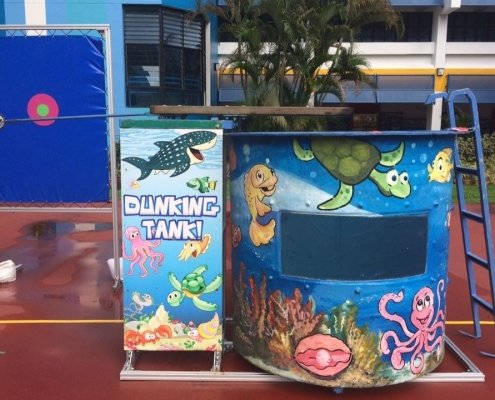 dunk tank for rent singapore