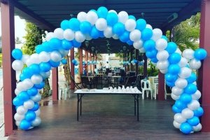 balloon arch effects and decor singapore