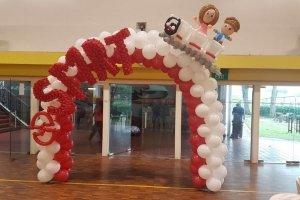 balloon art decoration in singapore