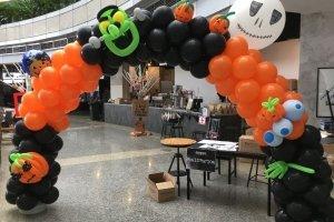 customisable balloon arch singapore