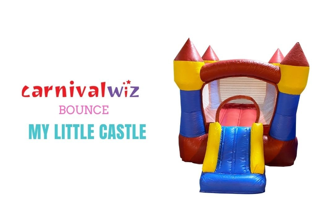 carnival wiz party bouncy castle for rent singapore